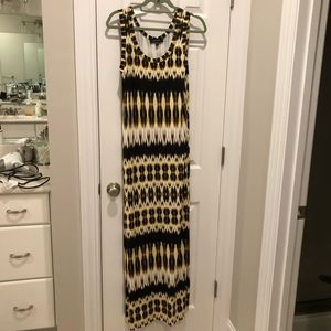 Karen Kane Maxi Dress, Size XL